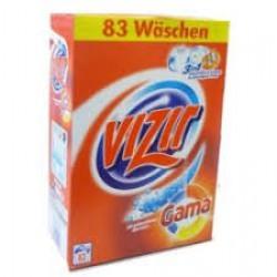Стиральный порошок Vizir 5,395 кг.универсальный 83 стирок