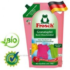 Гель для стирки Frosch 1,8 л. Granatapfel для стирки цветных вещей  20 стирок