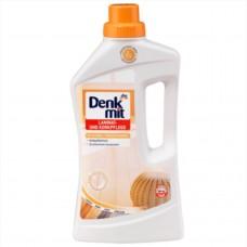 Средство для мытья ламината, пробковые и деревянные полы Denkmit 1 л.