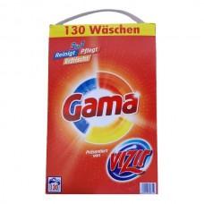 Стиральный порошок Vizir Gama 6,5 кг.универсальный 100 стирок
