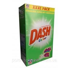 Стиральный порошок DASH 6.5 кг. для цветного белья 100 стирок
