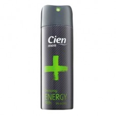 Дезодорант Cien MEN Энергия 200 мл.