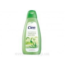 Шампунь Cien для жирных волос 7 трав и алоэ вера 500 мл.