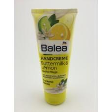 Крем для рук Balea лимон 100 мл.