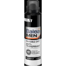 Дезодорант Balea Men invisible 200 мл.
