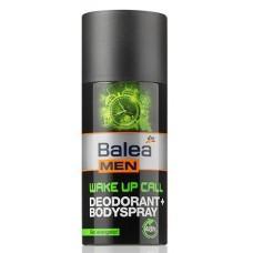 Дезодорант Balea Men wake up 150 мл.