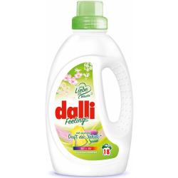 Гель для стирки Dalli feelings для цветных вещей 1,35л. 18 стирок