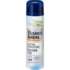 Гель для бритья Balea Men Ultra Sensitive 200 мл.