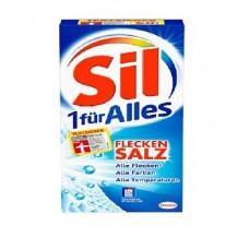 Пятновыводитель СОЛЬ для всех видов тканей Sil 1 für Alles 600 гр.