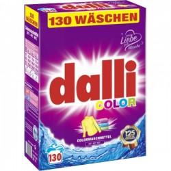 Стиральный порошок dalli 8.45 кг. для цветного белья  130 стирок
