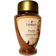 Кофе растворимый Goldbach Prestige в банке 200 гр.