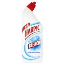 Средство для чистки унитаза Harpic Plus Bleach 750 мл.