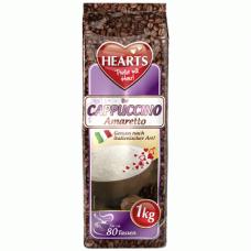 Капучино Hearts Amaretto 1кг