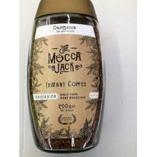 Кофе растворимый Mocca Jack Obsession 200 гр.