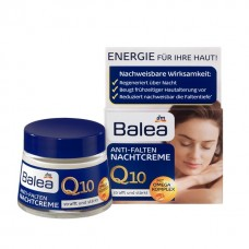 Крем для лица Balea Q10 Night Cream ночной 50 мл.