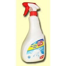 Спрей от пятен W5 pre-wash spray 750 мл.