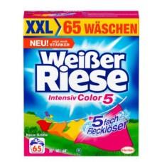 Стиральный порошок Weisser Riese 3,575 кг для цветных вещей