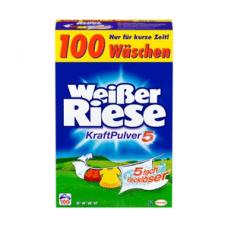 Стиральный порошок Weisser Riese 5,5 кг универсальный
